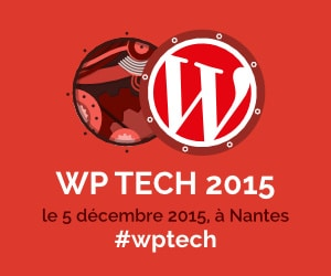 WP Tech Nantes 2015