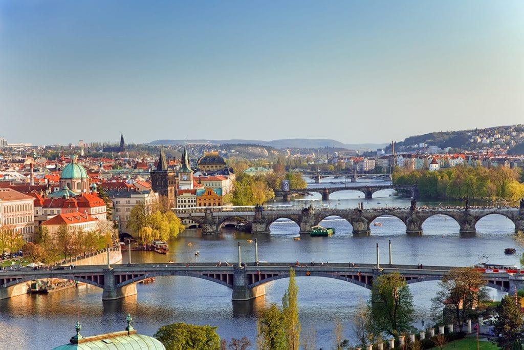 Visite gratuite de Prague