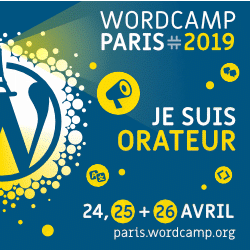 Thierry Pigot, Orateur WordCamp Paris 2019